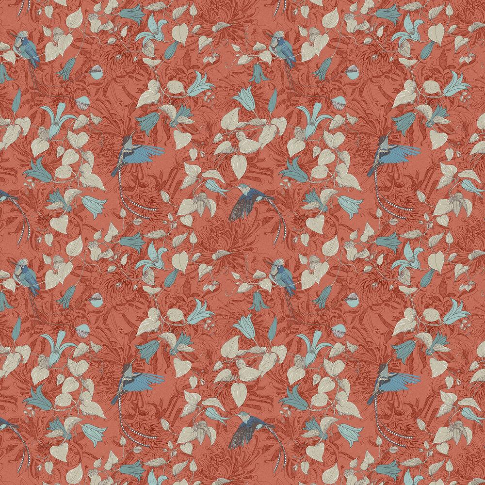 Fardis Lucia Orange Wallpaper - Product code: 10911