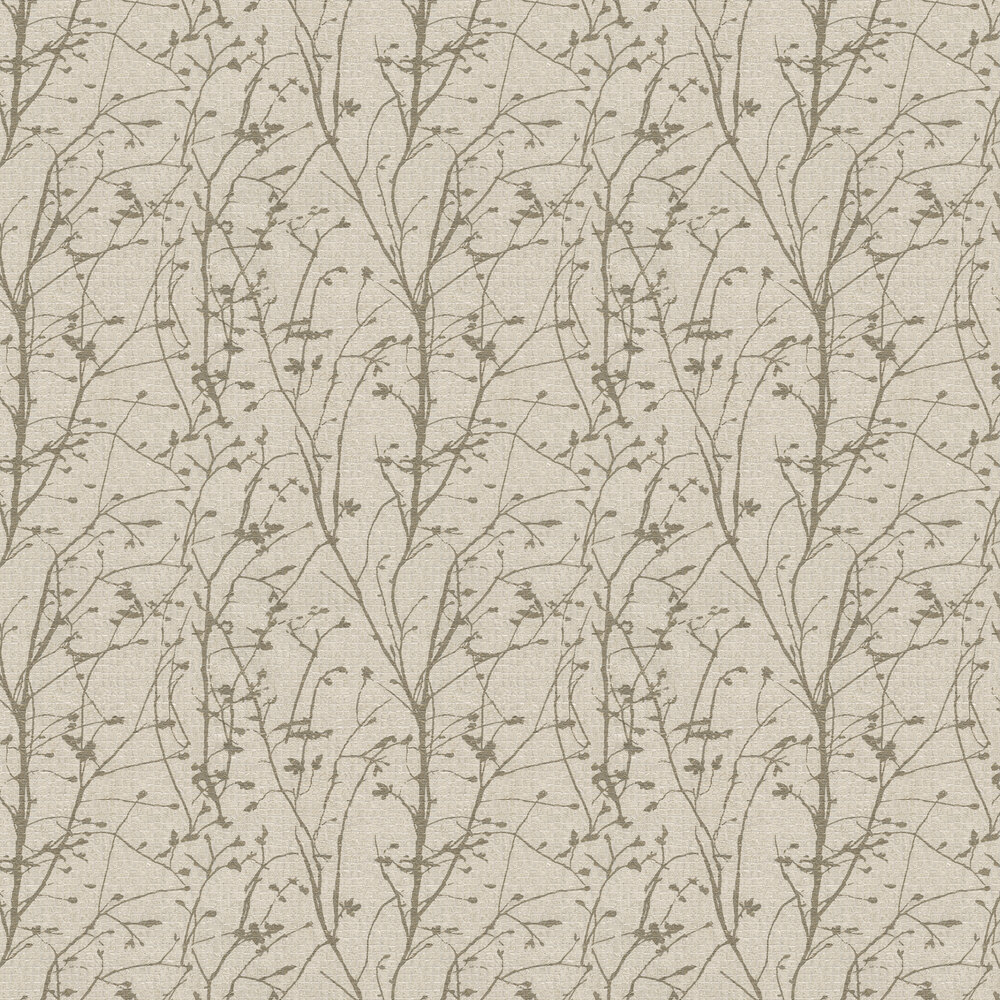 Albany Ravello Tree Warm Cream Wallpaper - Product code: 1701