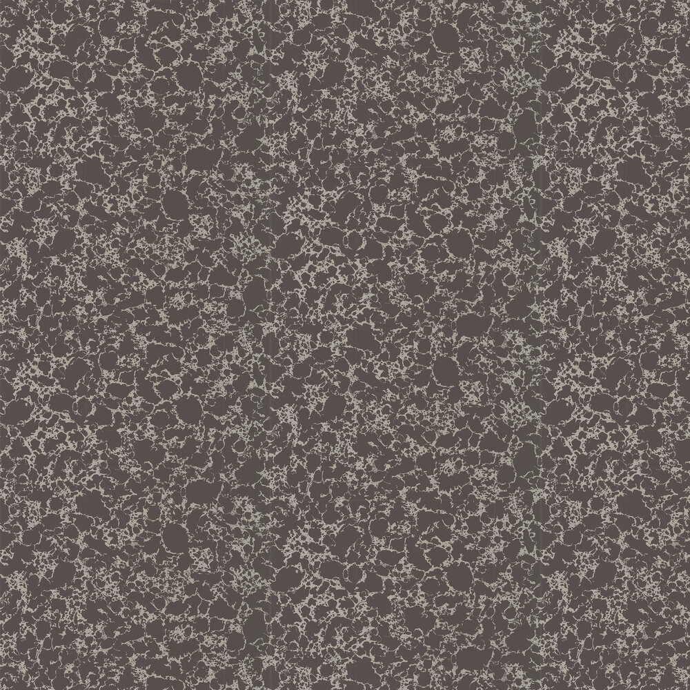 Clarke & Clarke Pietra Charcoal / Gold Wallpaper - Product code: W0096/02