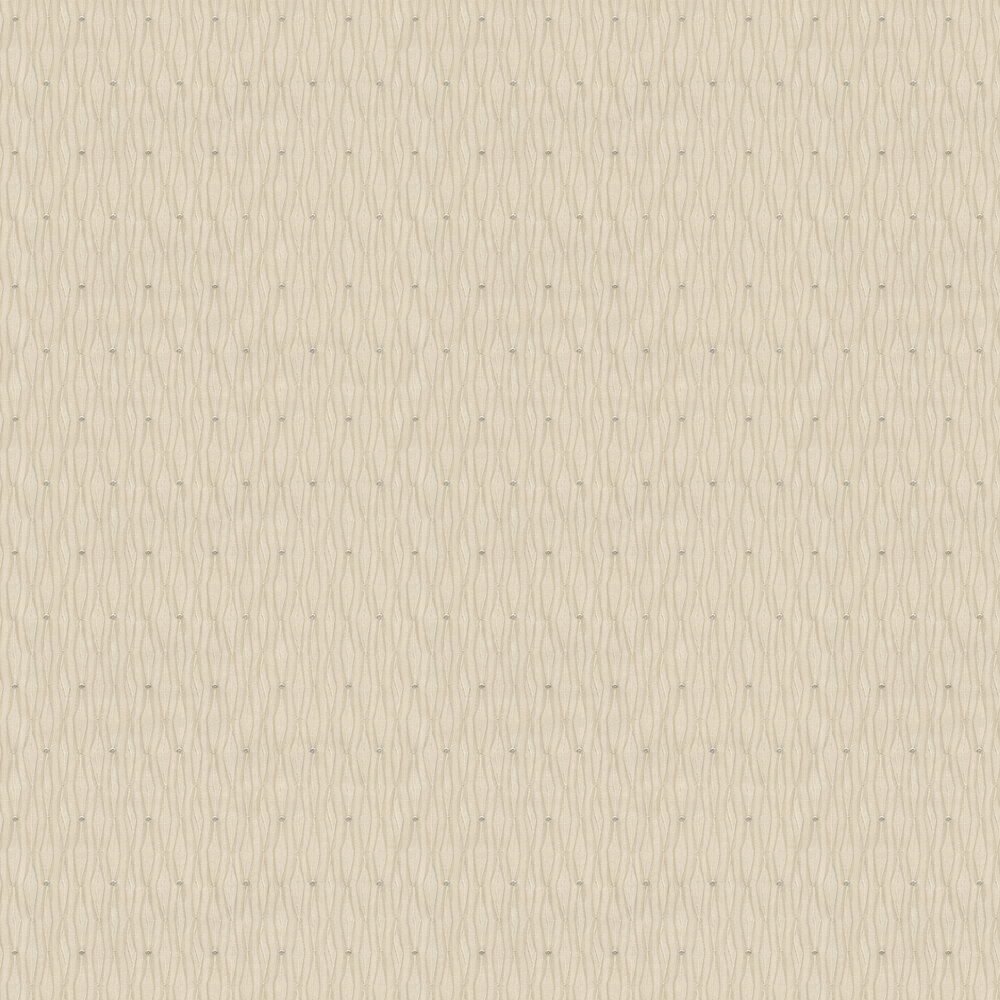 Albany Tiffany Lustre Bead Gold Wallpaper - Product code: 9365