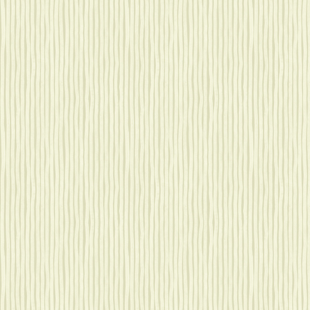Engblad & Co Lines Large Apple Green Wallpaper - Product code: 6206