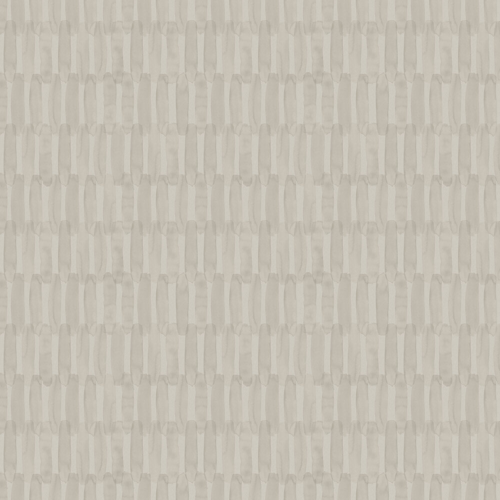 Engblad & Co Brush Medium Mid Grey Wallpaper - Product code: 6218