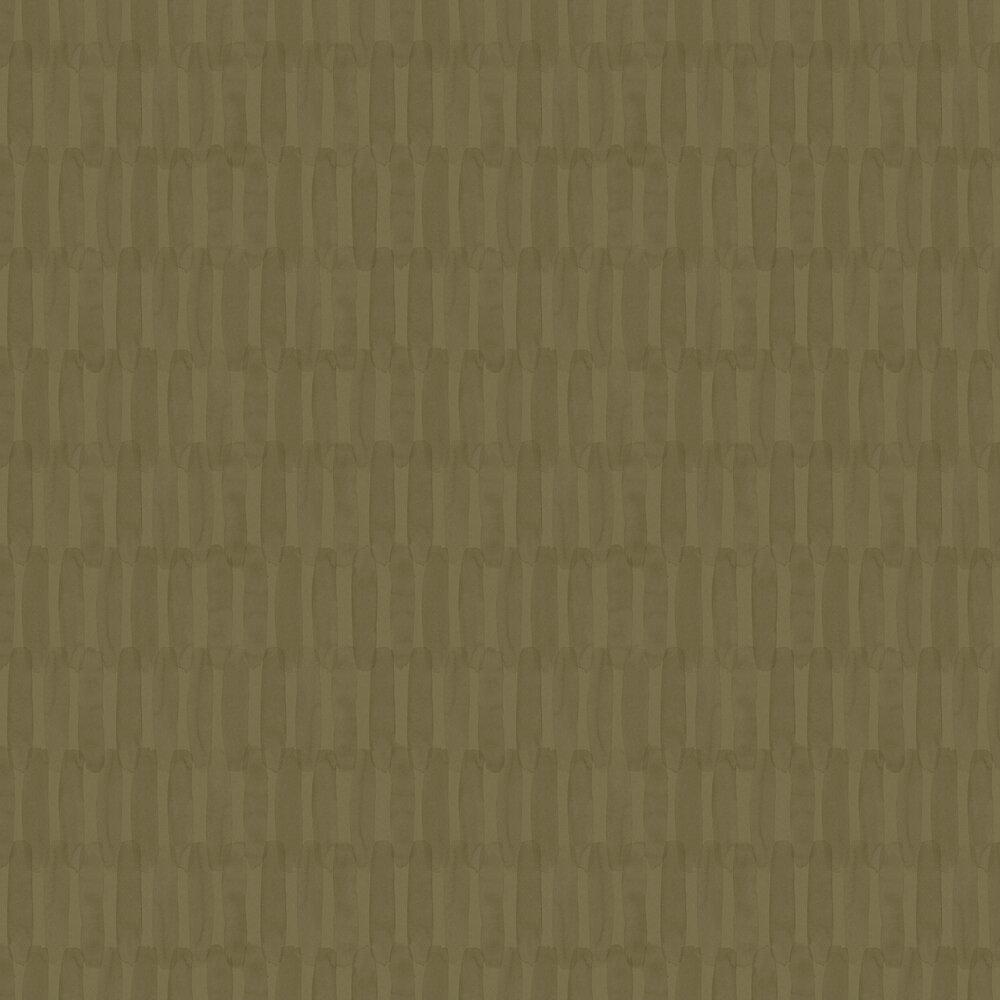 Engblad & Co Brush Medium Olive Wallpaper - Product code: 6219