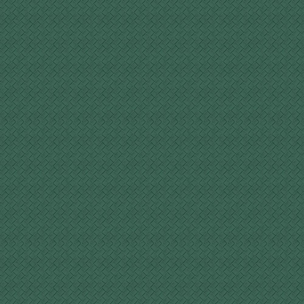 Edgar Wallpaper - Green - by Coordonne
