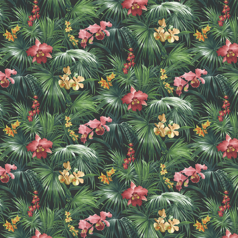 Tropical Wallpaper - Multi - by Galerie