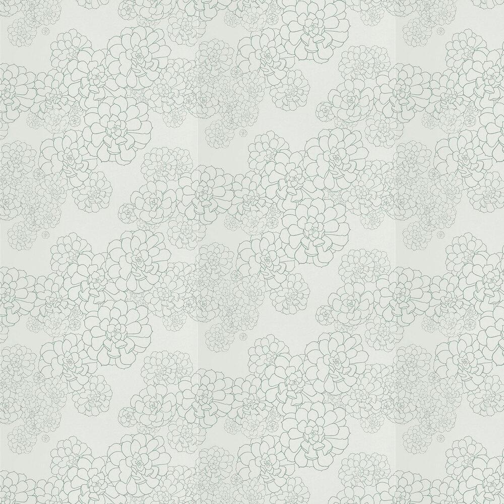 Paint & Paper Library Aeonium Blue Gum Wallpaper - Product code: 0393AEBLUEG