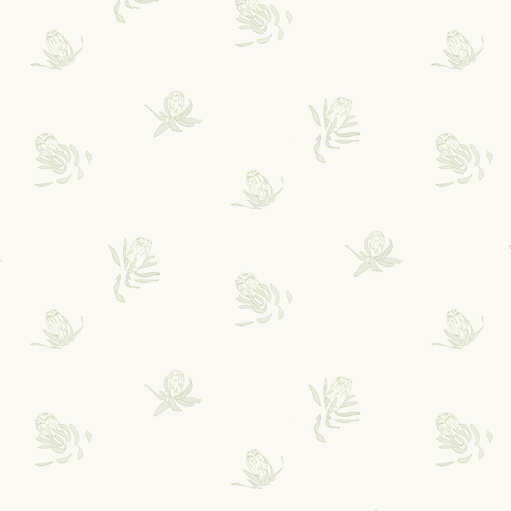 Buds Wallpaper - Hugo - by Paint & Paper Library