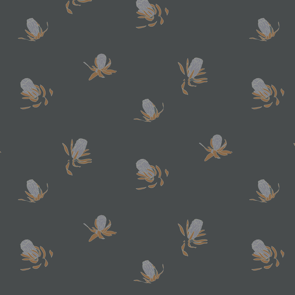 Buds Wallpaper - Rufus - by Paint & Paper Library
