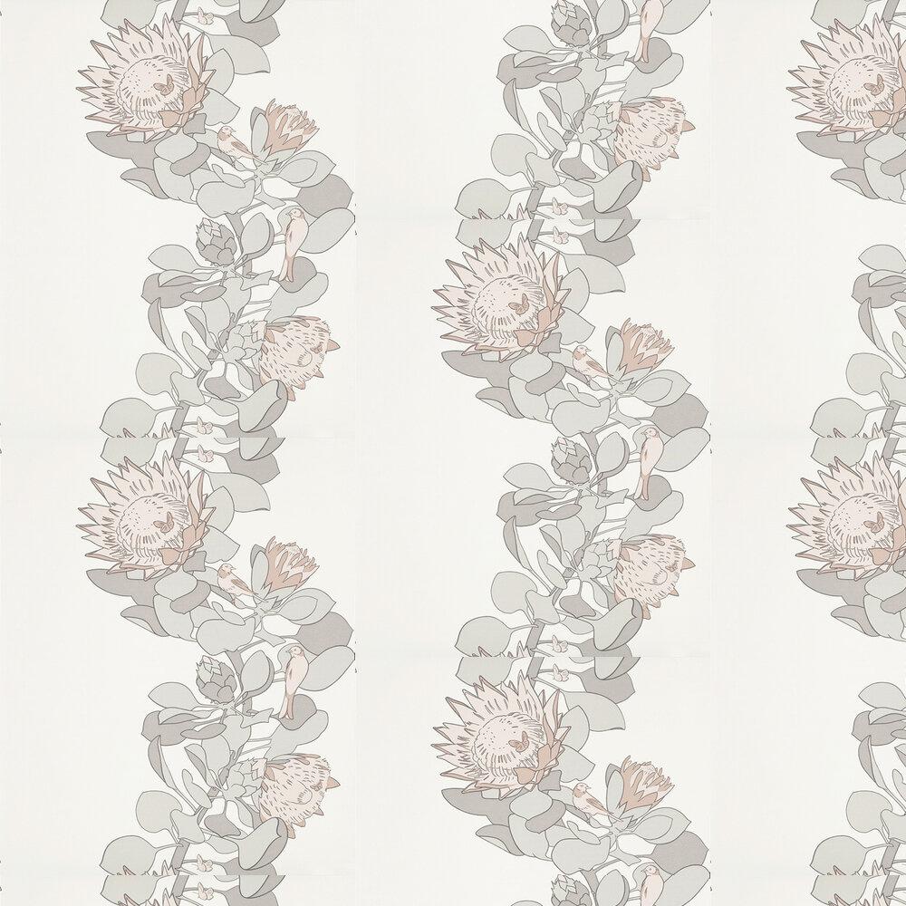 Paint & Paper Library Protea Trail Salt Wallpaper - Product code: 0393PTSALTZ