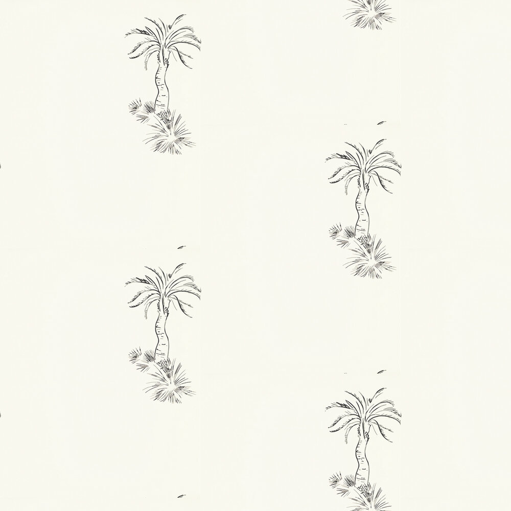 Lighthouse Palm Wallpaper - Pentle - by Paint & Paper Library