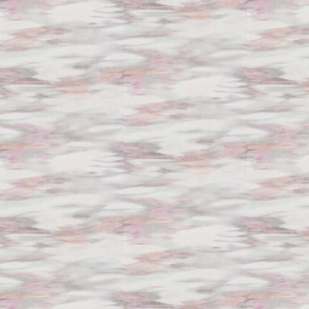 Oshimoto Wallpaper - Pink / Brown / Cream - by JAB Anstoetz