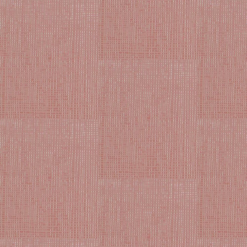 Omaki Wallpaper - Coral - by JAB Anstoetz