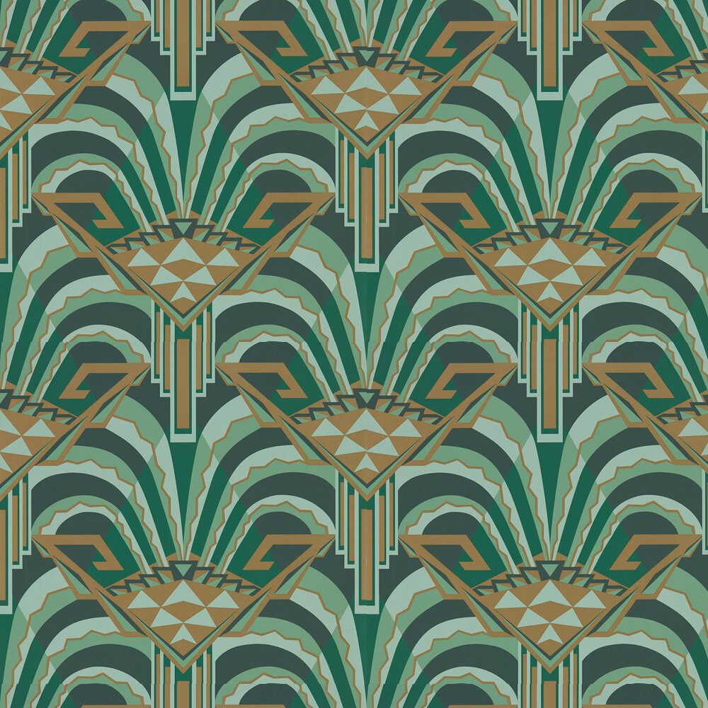 Conway Wallpaper - Poison - by Zoffany