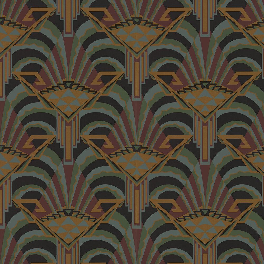 Conway Wallpaper - Sahara - by Zoffany