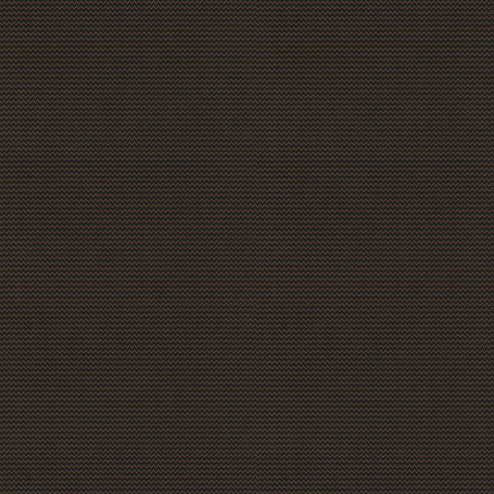 Oblique Mini Wallpaper - Vine Black - by Zoffany