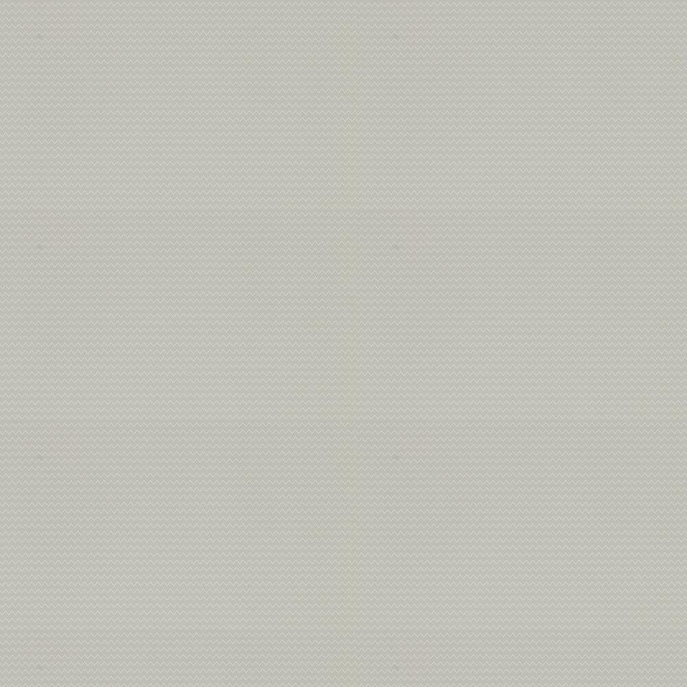 Oblique Mini Wallpaper - Stone - by Zoffany