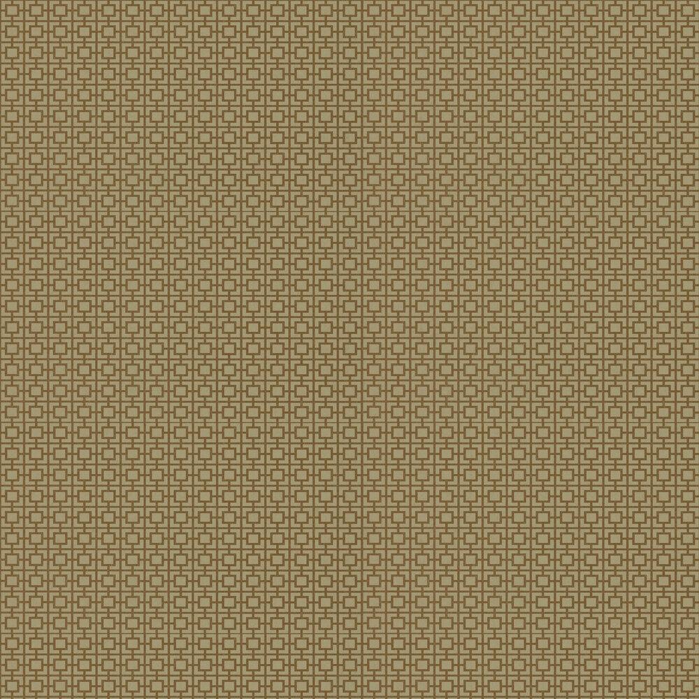 Seizo Wallpaper - Antelope - by Zoffany