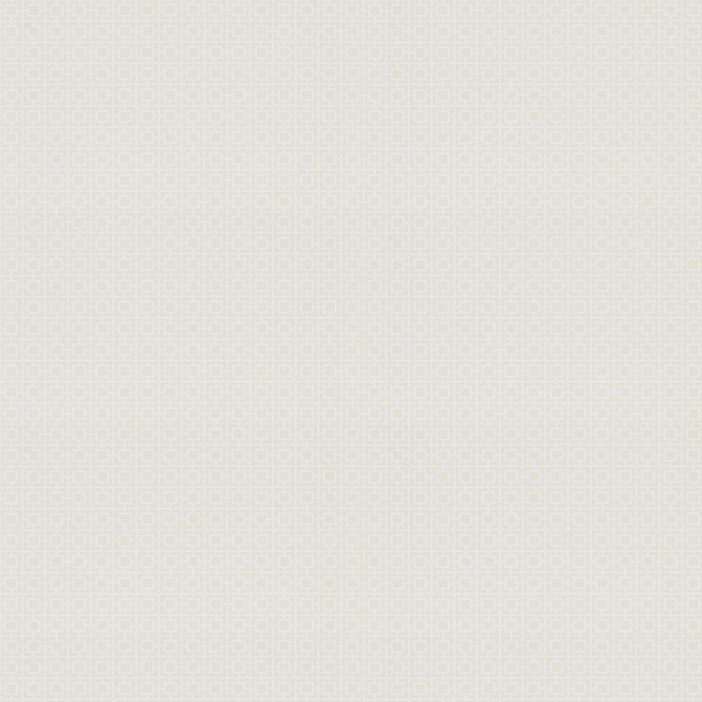 Seizo Wallpaper - Chalk - by Zoffany