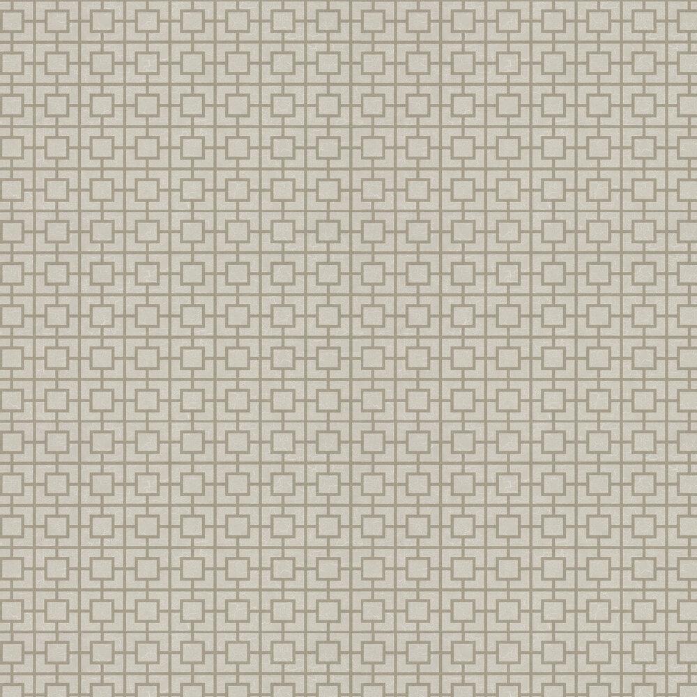 Seizo Raku Wallpaper - Smoked Pearl - by Zoffany