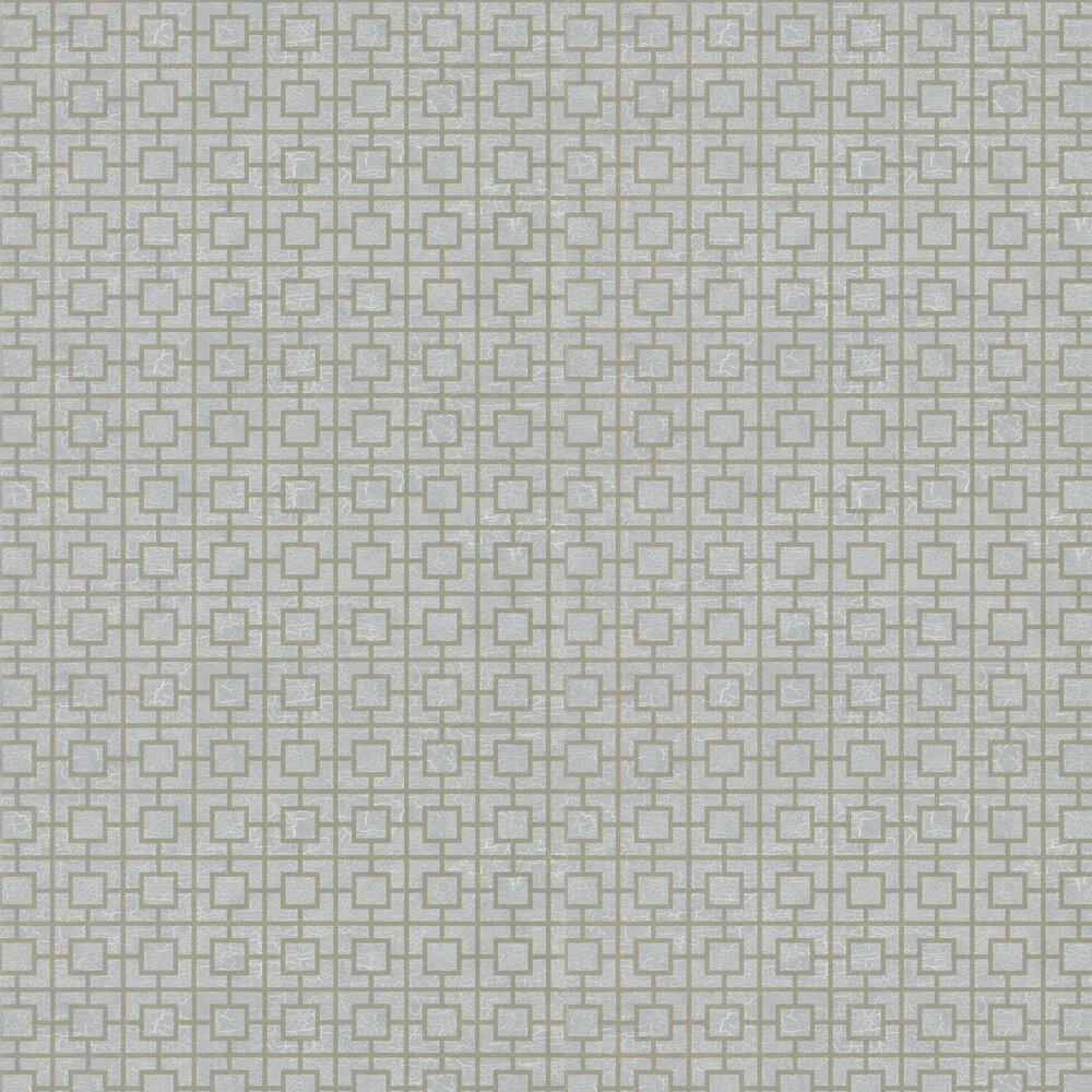 Seizo Raku Wallpaper - Taylor's Grey - by Zoffany
