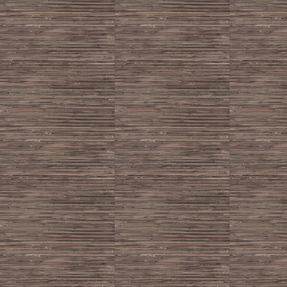 Faux Grasscloth Wallpaper - Bronze - by Brewers