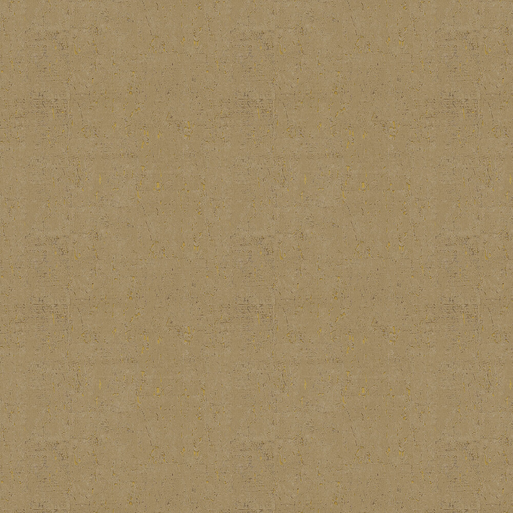 Brewers Cork Effect Beige / Gold Wallpaper - Product code: SR210405