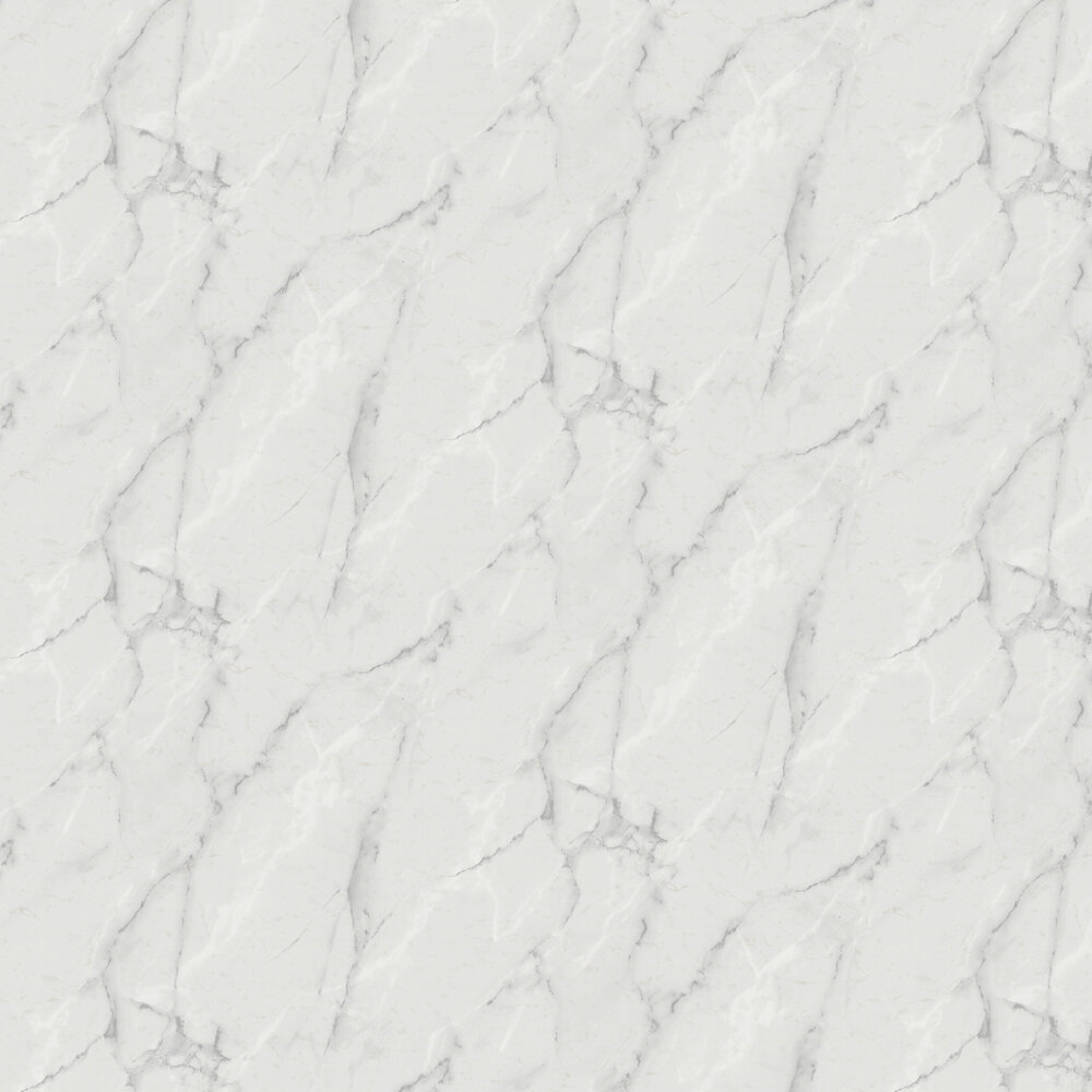 Brewers Marble Effect Off White / Silver Wallpaper - Product code: SR210504