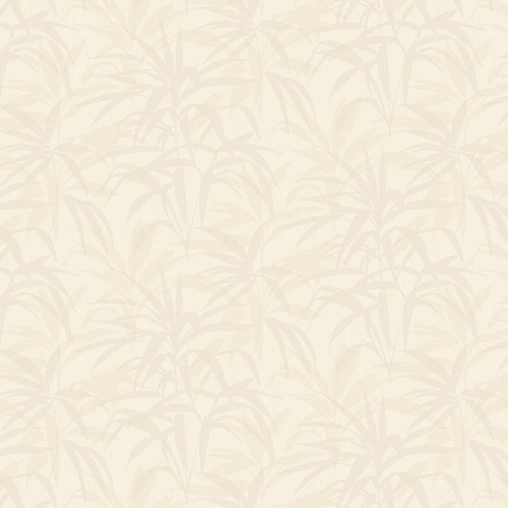 Palm Wallpaper - Ivory - by SketchTwenty 3
