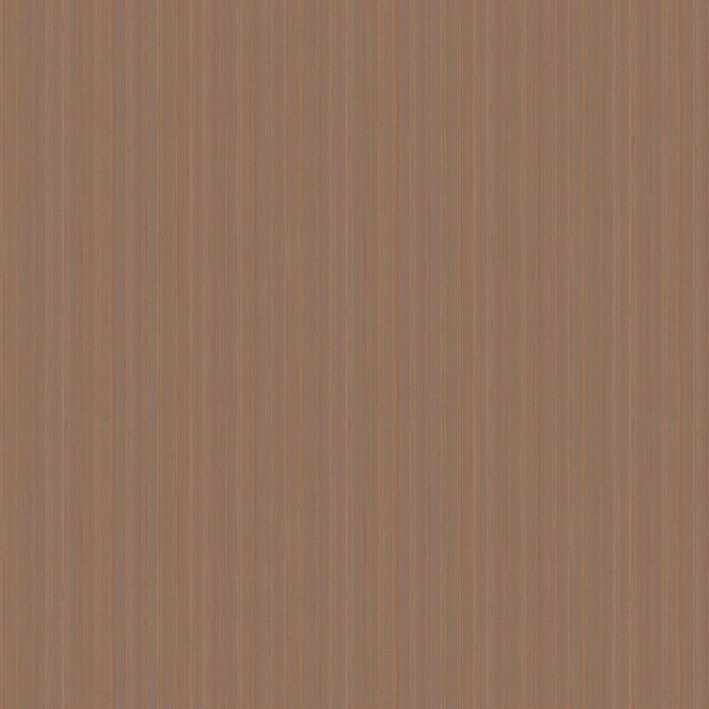 Sloane Stripe Wallpaper - Copper - by SketchTwenty 3