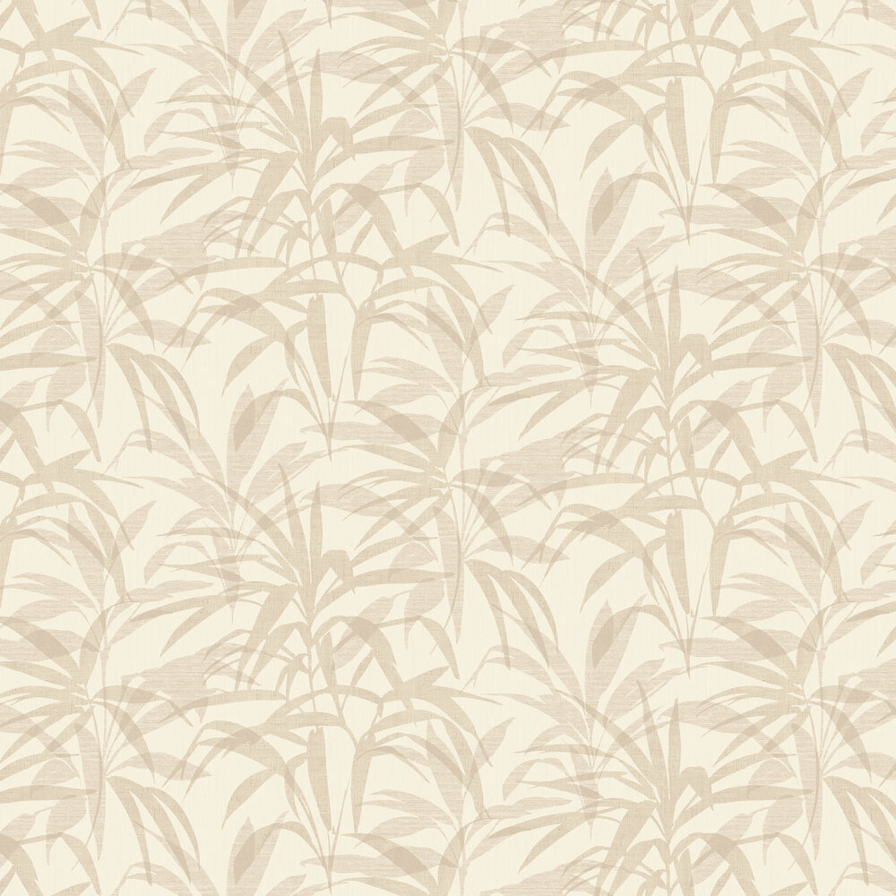 Palm Wallpaper - Gold - by SketchTwenty 3