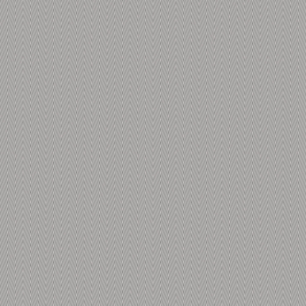 Chevron Wallpaper - Silver / Black - by SketchTwenty 3