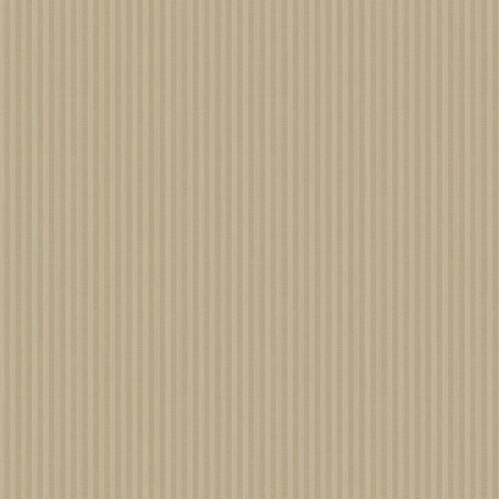 Sloane Stripe Wallpaper - Straw - by SketchTwenty 3