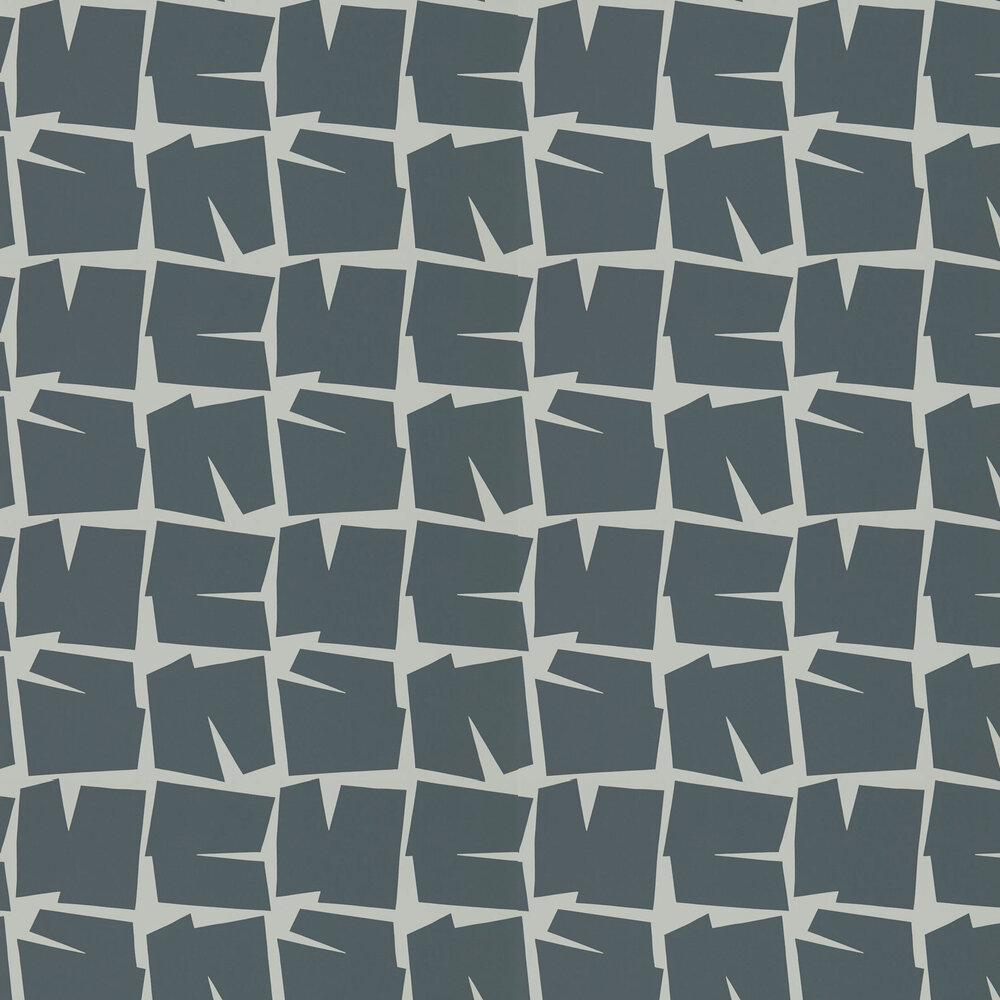 Scion Moqui Liquorice Wallpaper - Product code: 111804