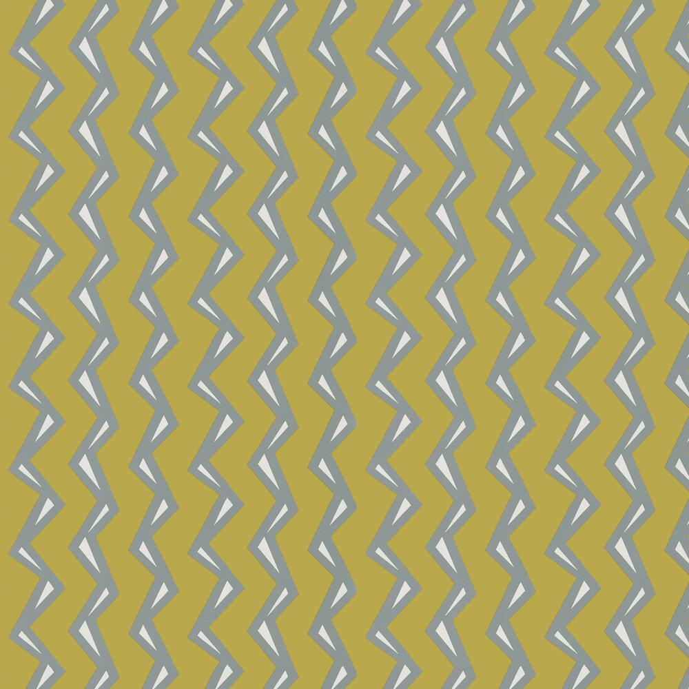 Scion Rayo Dandelion / Charcoal Wallpaper - Product code: 111813