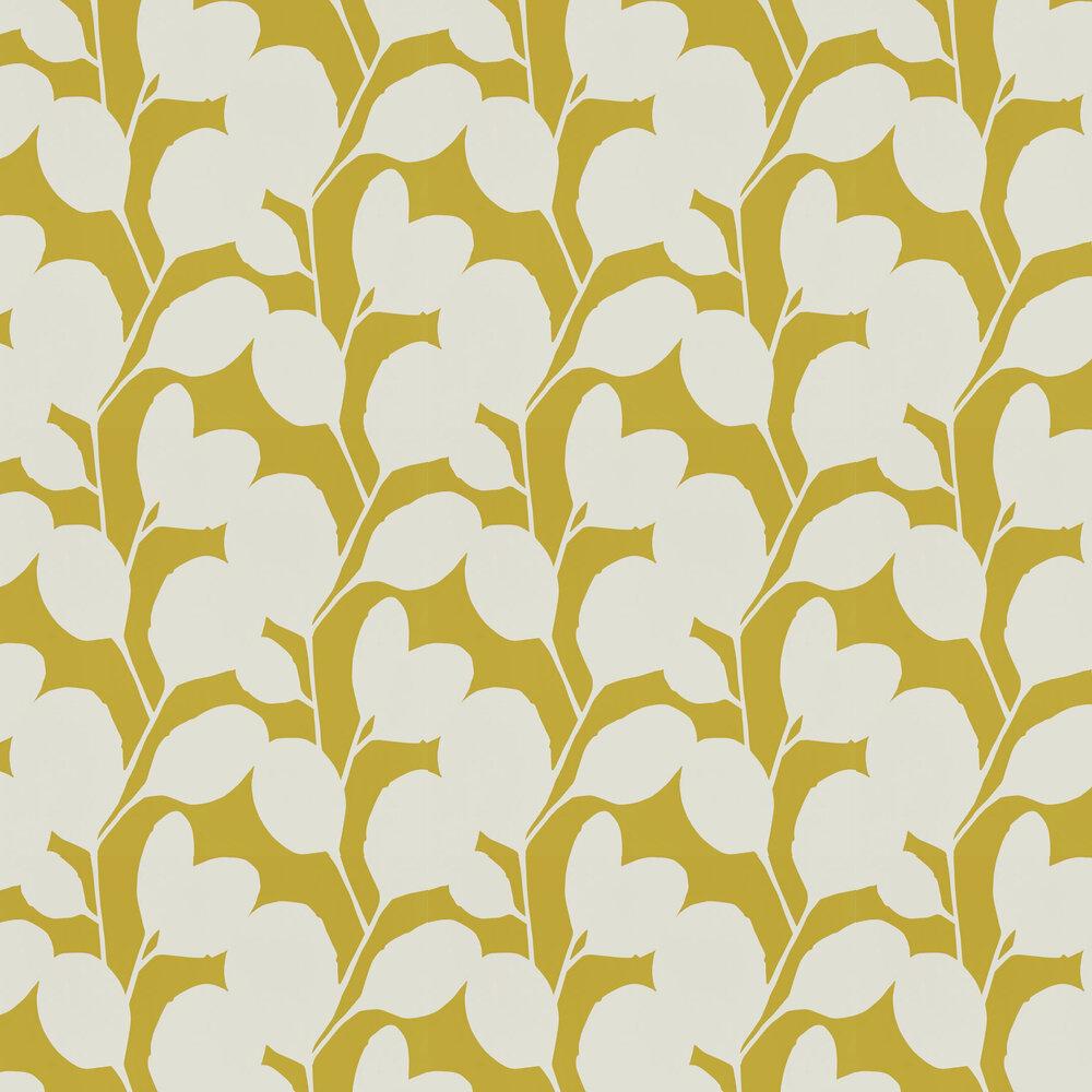 Ocotillo Wallpaper - Dandelion - by Scion