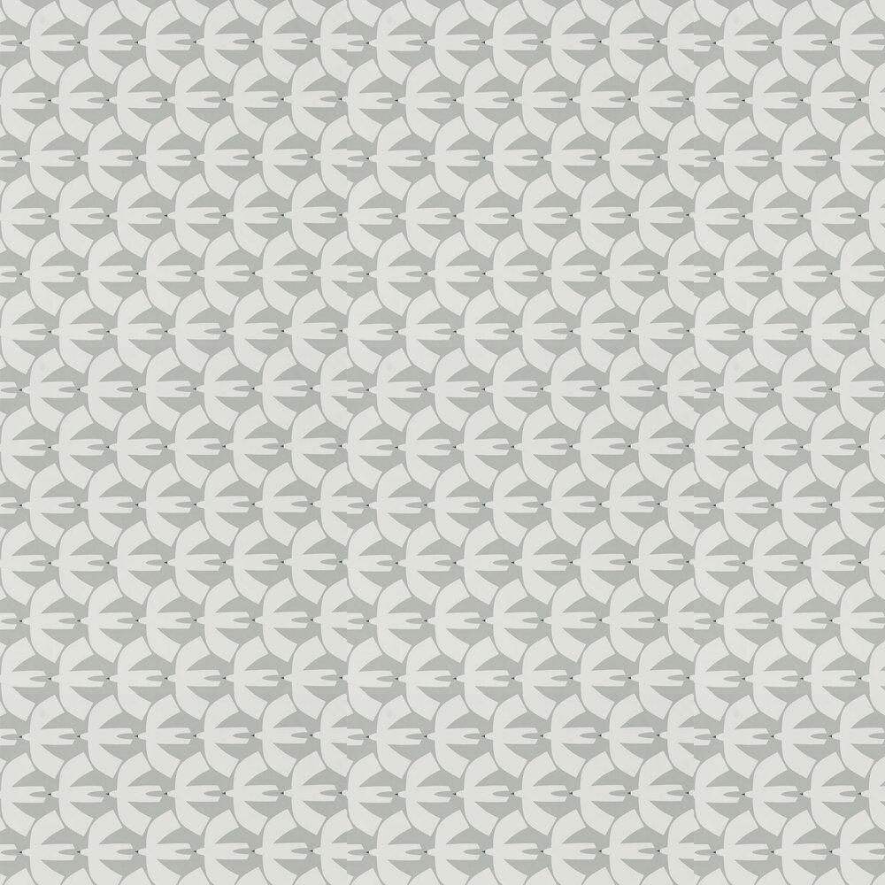 Pajaro Wallpaper - Steel - by Scion