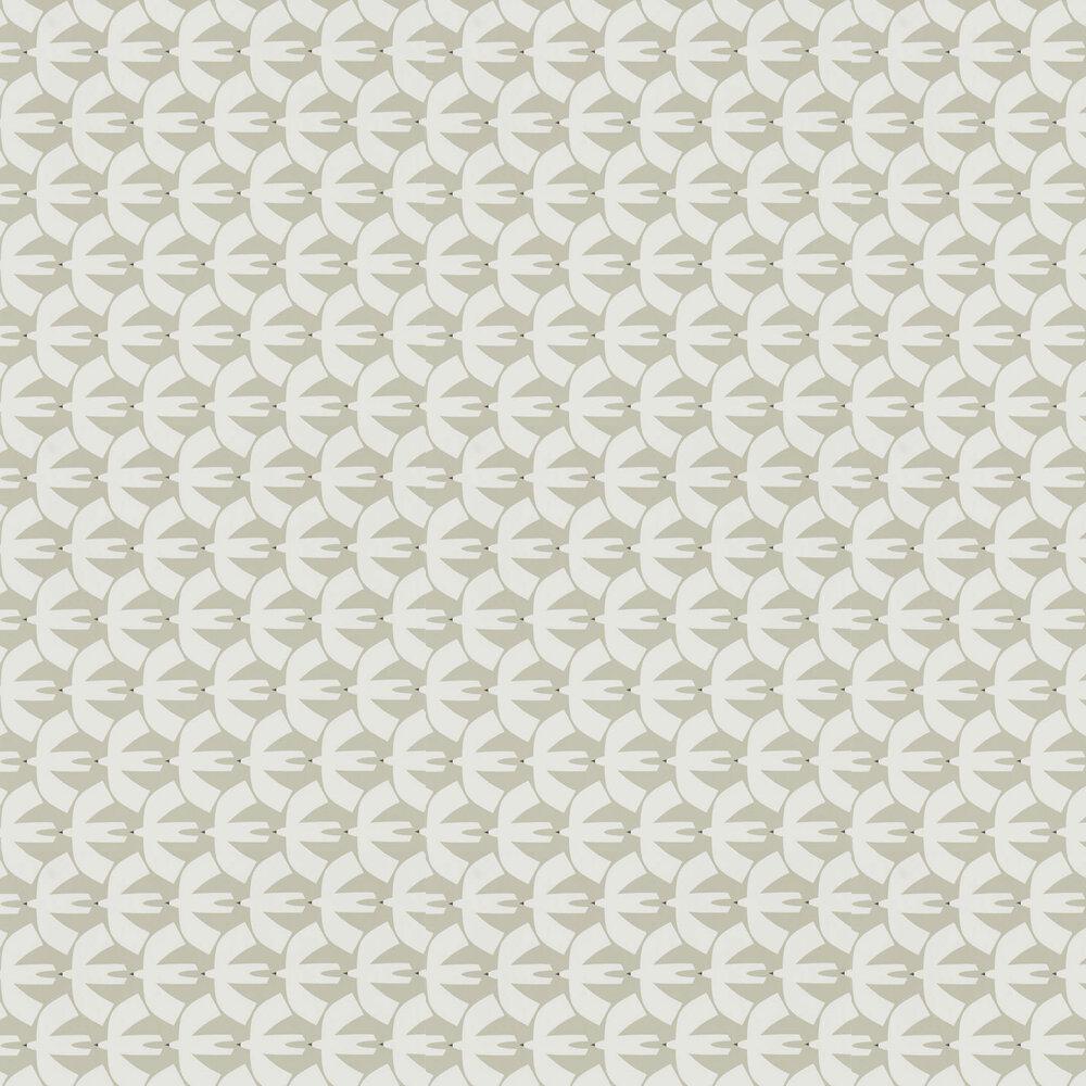 Pajaro Wallpaper - Pebble - by Scion