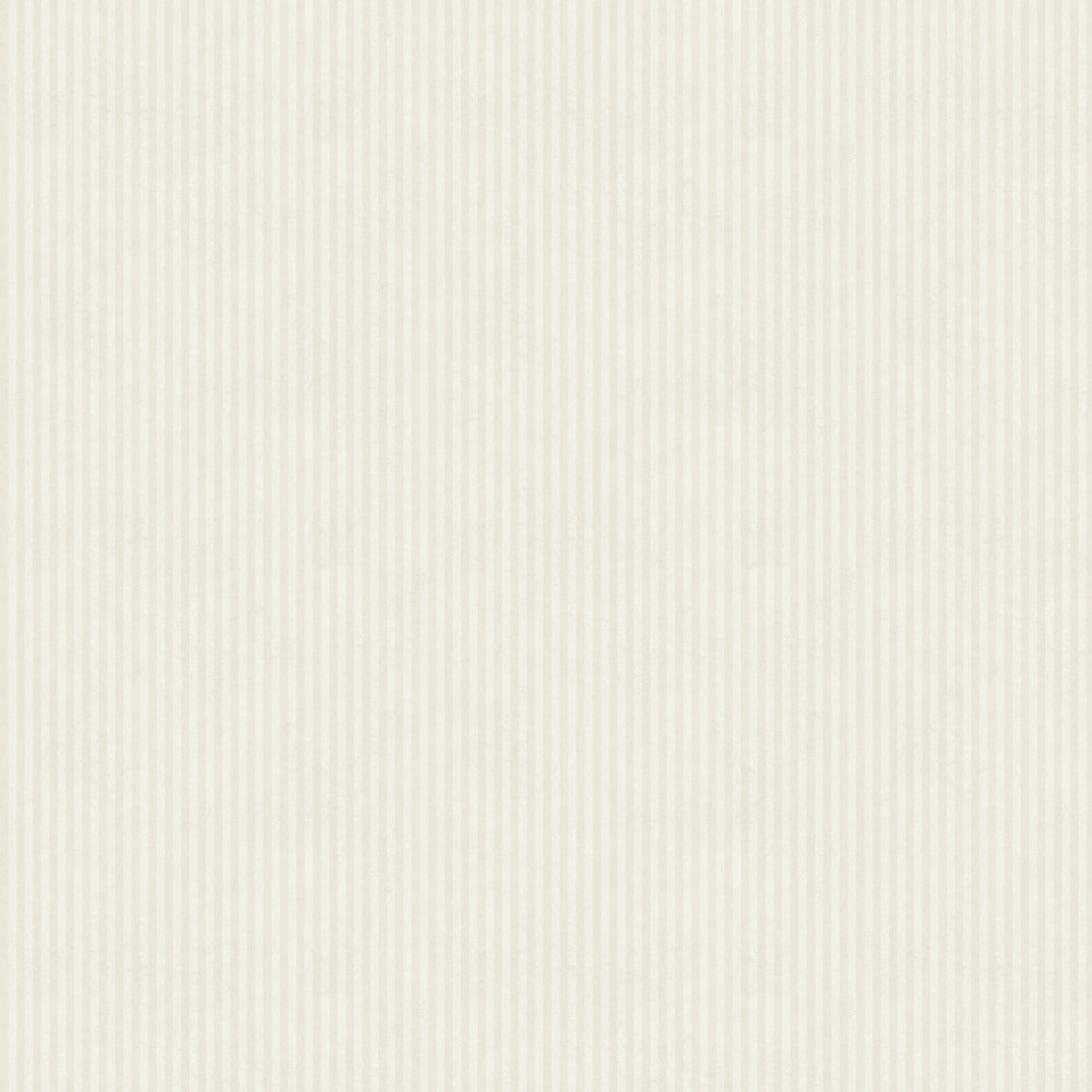 Eden Stripe Wallpaper - Parchment - by Cole & Son