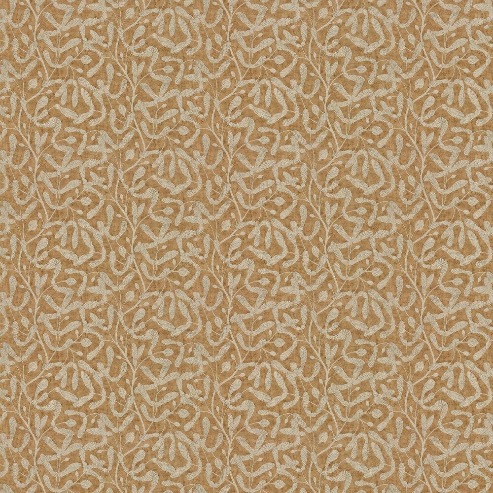 Sanderson Sycamore Trail Copper Wallpaper - Product code: 216499