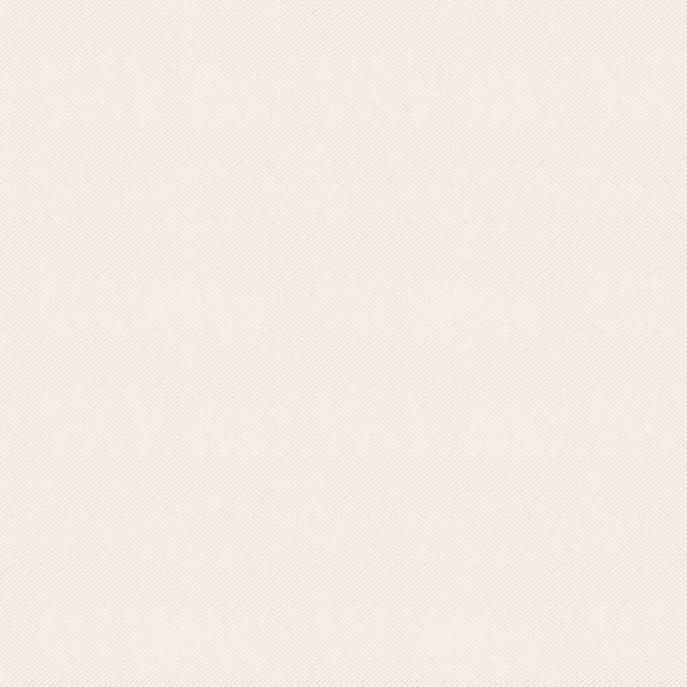 Elizabeth Ockford Revelin White Wallpaper - Product code: WP0110105