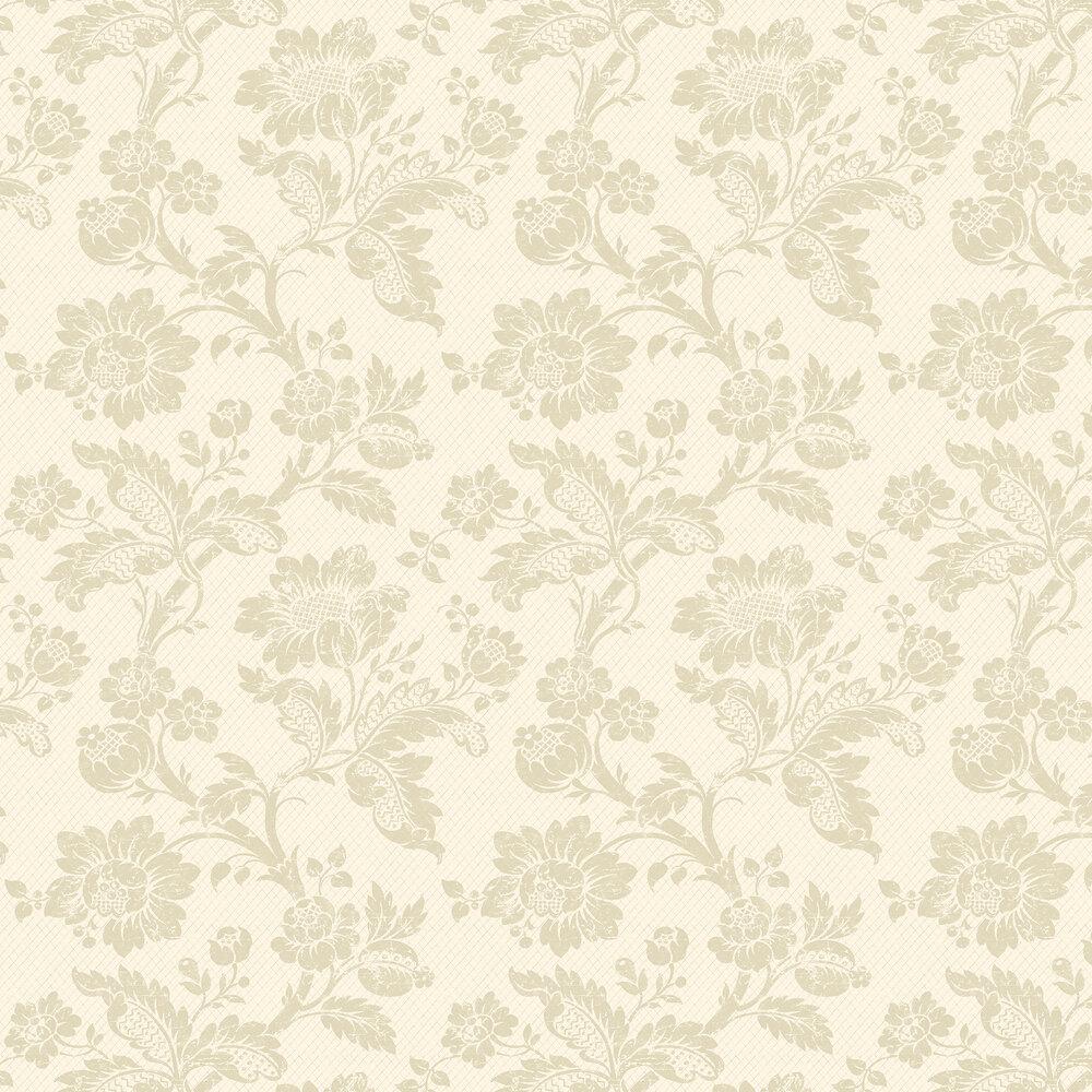 Elizabeth Ockford Elterwater Cream Wallpaper - Product code: WP0110203