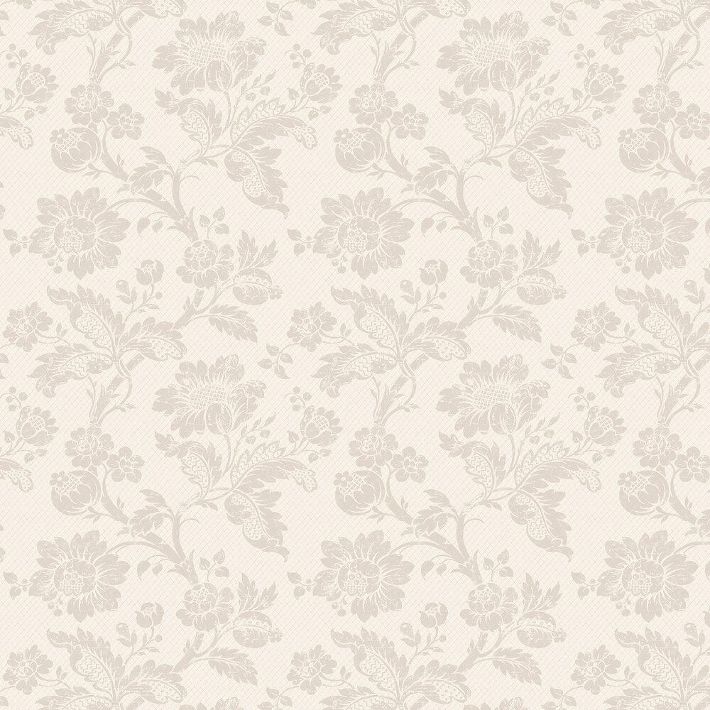 Elizabeth Ockford Elterwater White Wallpaper - Product code: WP0110205