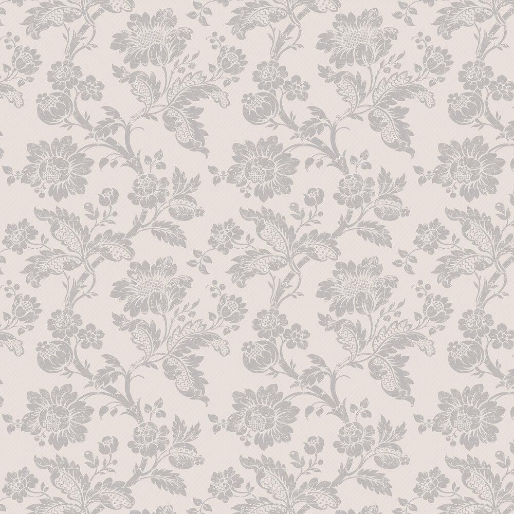 Elizabeth Ockford Elterwater Pink Wallpaper - Product code: WP0110206
