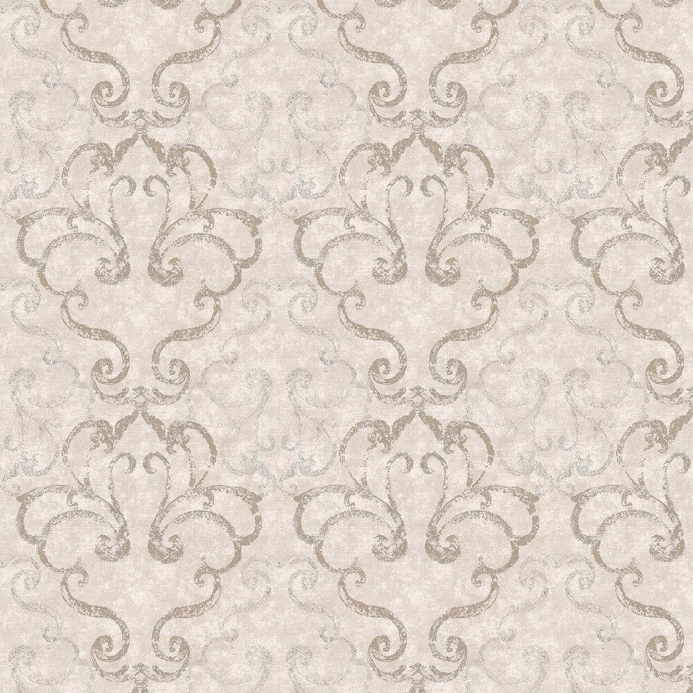 Elizabeth Ockford Ravenglass Pink Wallpaper - Product code: WP0110405