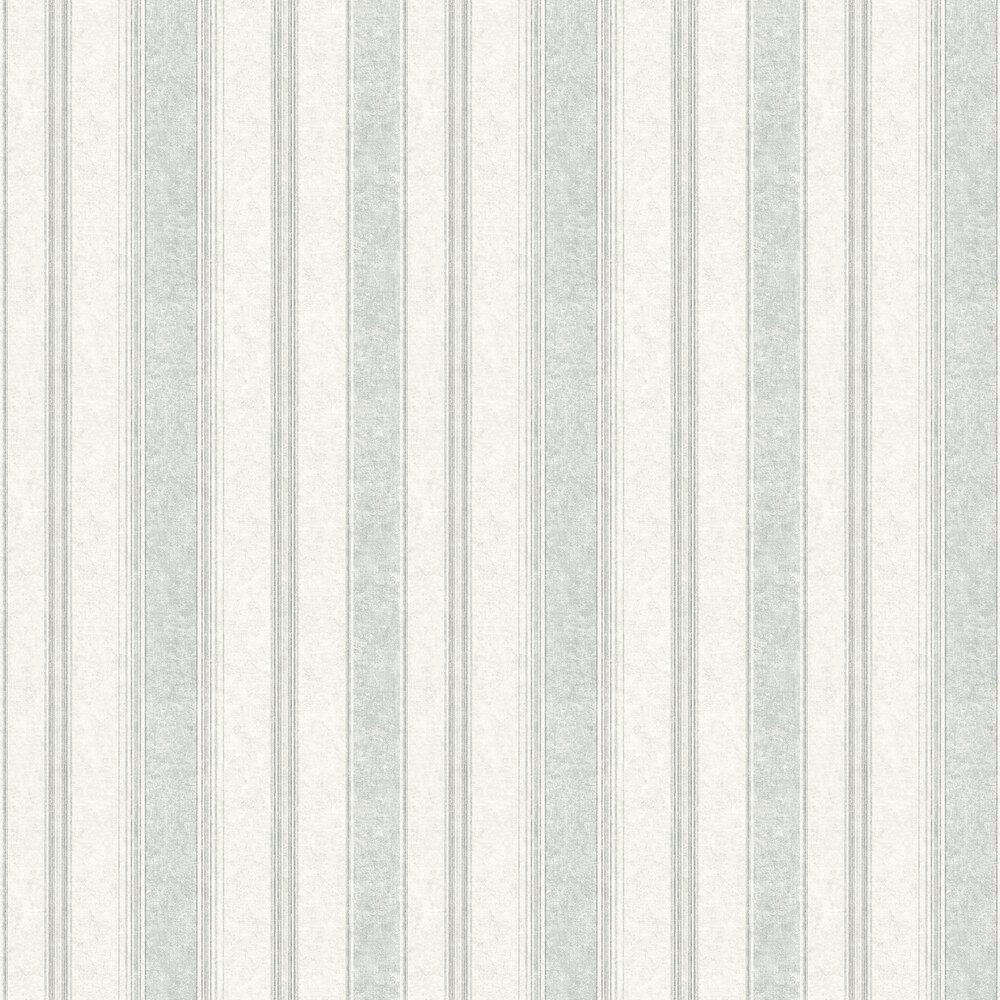 Elizabeth Ockford Mardale Aqua / Stone Wallpaper - Product code: WP0110601