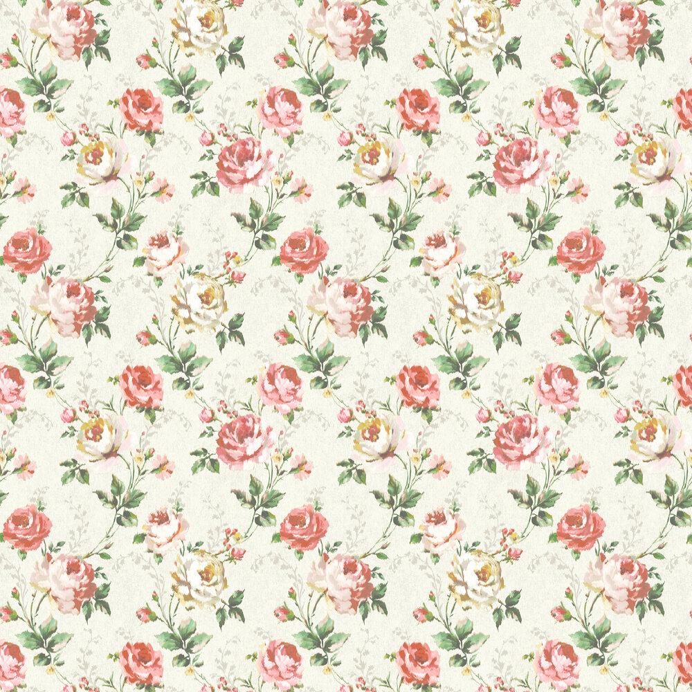 Elizabeth Ockford Ambleside Dark Cream Wallpaper - Product code: WP0110902