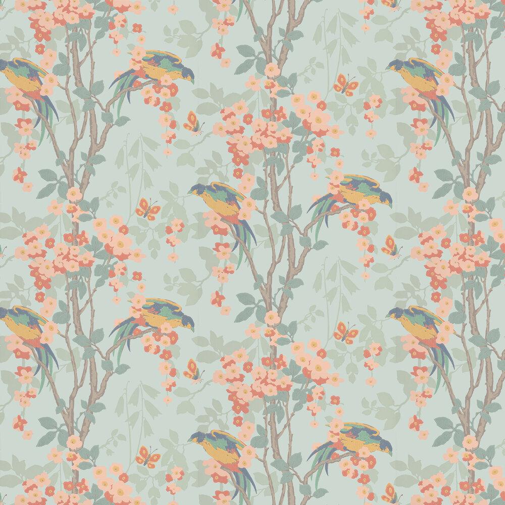 Loriini Wallpaper - Jolie - by Little Greene