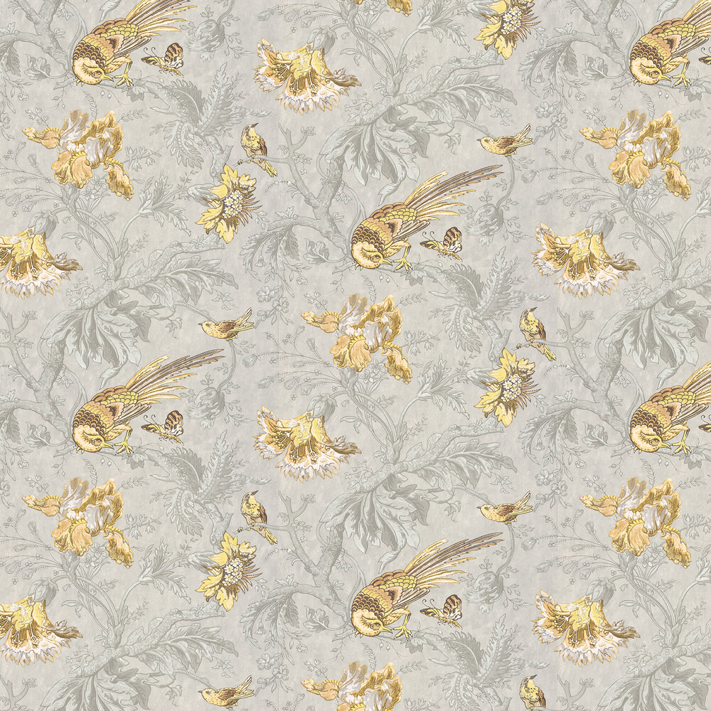 Little Greene Crowe Hall Lane Gilt Wallpaper - Product code: 0291CRGILTZ