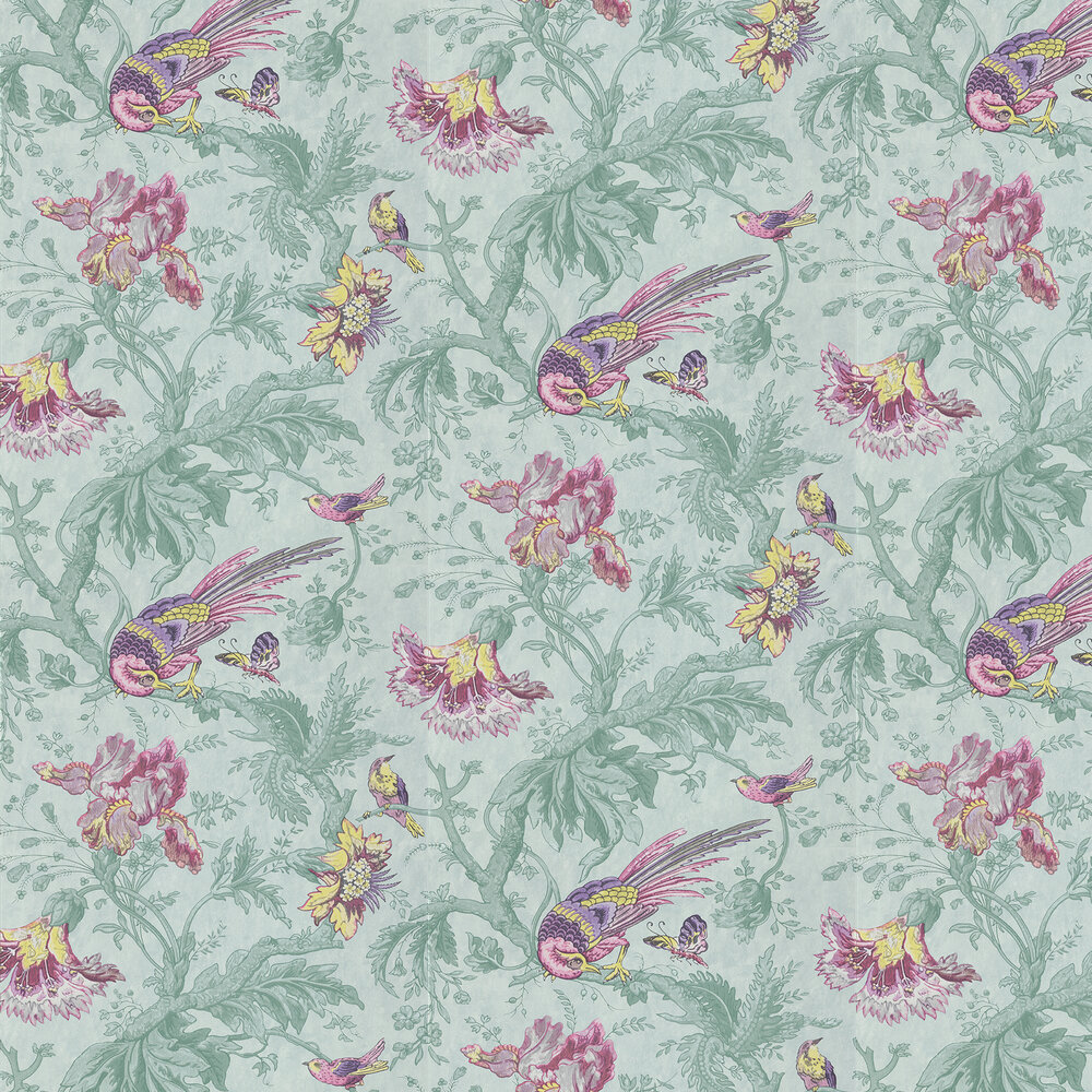 Little Greene Crowe Hall Lane Punch Wallpaper - Product code: 0291CRPUNCH