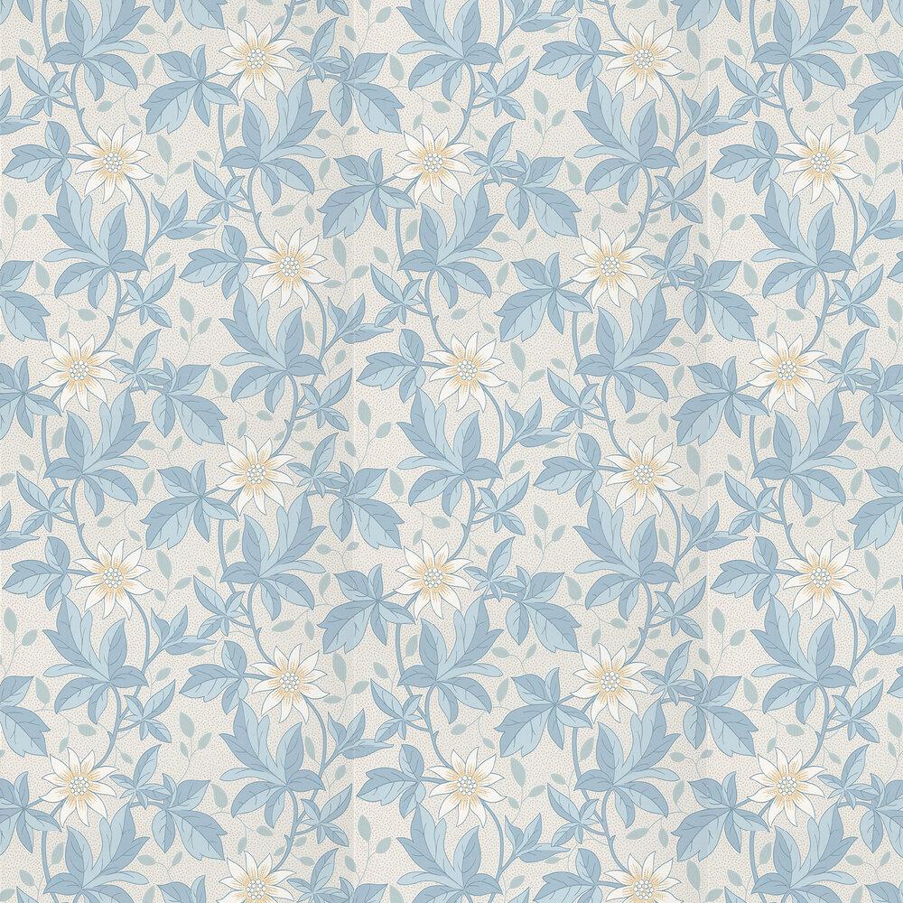Little Greene Monroe Dawn Flower Wallpaper - Product code: 0291MODAWNZ